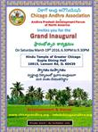 Inagaural Function of March 19th