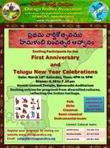 Chicago Andhra Association First Anniversary Function